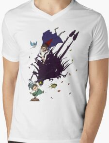 Over the garden wall Greg, Wirt, and Beast Mens V-Neck T-Shirt