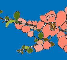 Cherry Blossoms Sticker