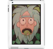 Trippy Rick iPad Case/Skin