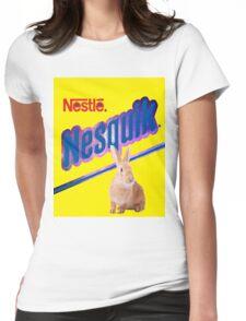 Nesquik Womens Fitted T-Shirt
