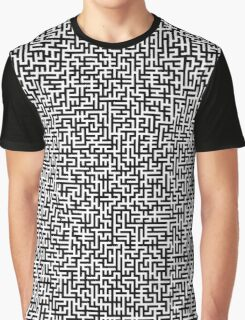 A Maze to Occupy Graphic T-Shirt