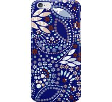 Abstract unusual cute seamless pattern iPhone Case/Skin