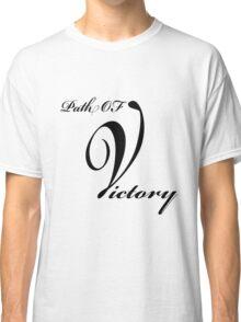 Men's Path Of Victory T_shirt Classic T-Shirt