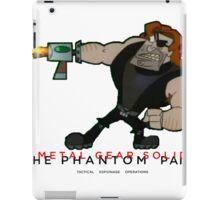 Metal Gear Solid V: The Phantom Pain iPad Case/Skin