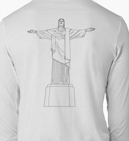 Cristo Redentor Long Sleeve T-Shirt