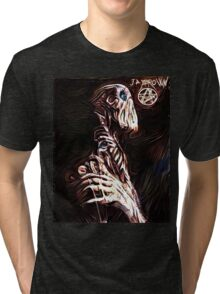 Necronomicon Nightmares Tri-blend T-Shirt
