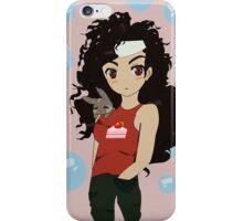 Anime bunny girl iPhone Case/Skin