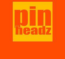 Pinheadz Pinball CLASSIC GOLD LOGO Unisex T-Shirt