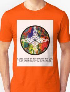 Took an Arrow in the Knee - Dawnstar Version T-Shirt