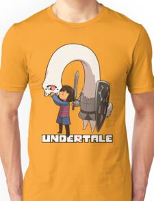 Lesser Dog and Frisk Unisex T-Shirt