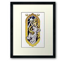 Sailor Moon Mucha Framed Print
