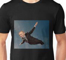 Putin flying Unisex T-Shirt