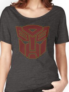 Transformers autobot Women's Relaxed Fit T-Shirt