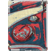 Vintage Pitted iPad Case/Skin