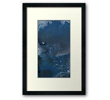 Sapphire 3 Framed Print