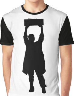 Say Anything- Boombox  Graphic T-Shirt