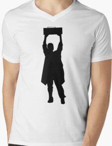 Say Anything- Boombox  Mens V-Neck T-Shirt