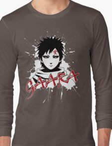 Gaara Long Sleeve T-Shirt
