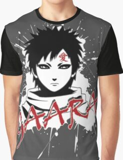 Gaara Graphic T-Shirt