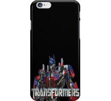 Transformers iPhone Case/Skin