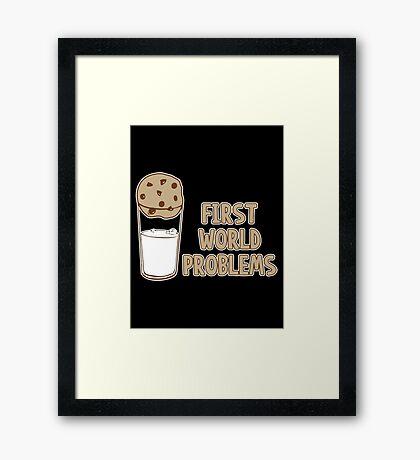 fema cutom Framed Print