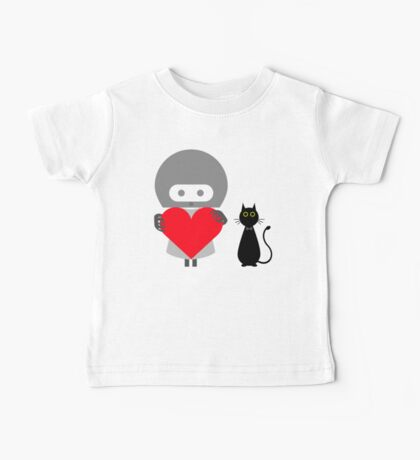 Cute illustration  Baby Tee