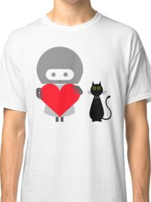 Cute illustration  Classic T-Shirt