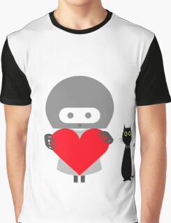 Cute illustration  Graphic T-Shirt
