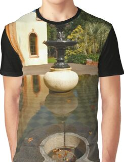 Conservatory Fitzroy Gardens Graphic T-Shirt