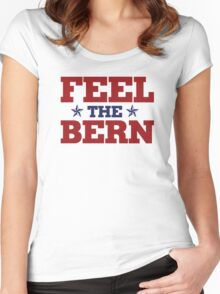 Bernie Sanders Women's Fitted Scoop T-Shirt