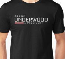 Frank Underwood - tshirt Unisex T-Shirt