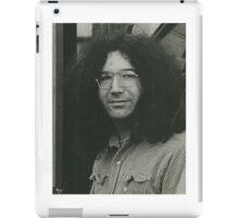 Grateful Garcia iPad Case/Skin