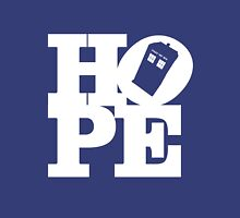 Hope - Doctor Who Mens V-Neck T-Shirt