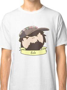 JonTron: The Ech Flower Crown Classic T-Shirt