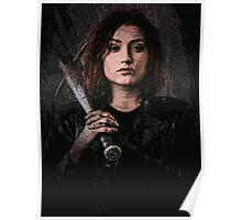 Z nation - Addison portrait Poster