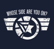 Who's side are you on? One Piece - Long Sleeve