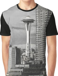 Space Needle  Graphic T-Shirt