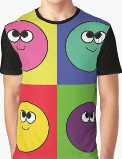 Pop-Peas Graphic T-Shirt
