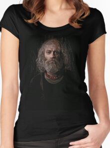 Z Nation - Doc portrait Women's Fitted Scoop T-Shirt