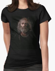 Z Nation - Doc portrait Womens Fitted T-Shirt