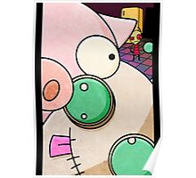 Gir and Pig Poster