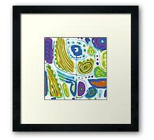 serge-pichii-brunnen-0004 Framed Print