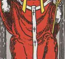 Tarot Card - The Hierophant Sticker