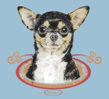 Chihuahua - ever popular! Kids Tee