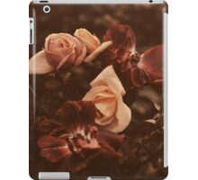Roses of Yesteryear iPad Case/Skin