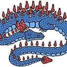Mushroom Dragon by Brett Gilbert