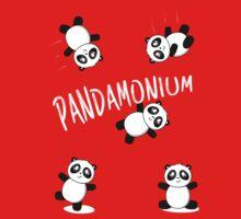 Pandamonium Baby Tee