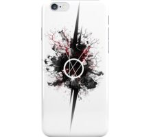 Black Wood  iPhone Case/Skin