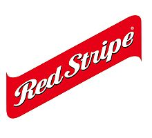 RED STRIPE BEER LAGER Photographic Print