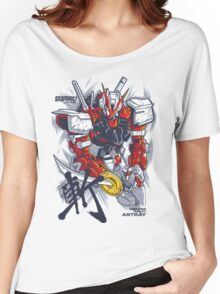 Astray RedFrme Women's Relaxed Fit T-Shirt